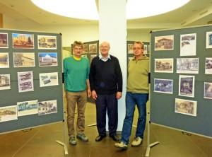 Heinz Kähne, Rudolf Decker, Jürgen Johann