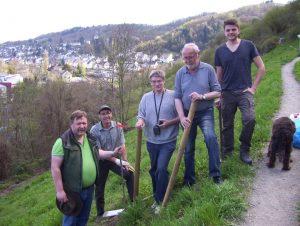 Klettersteig Hamm