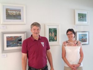 Ausstellung mit Werken von Martina Lange